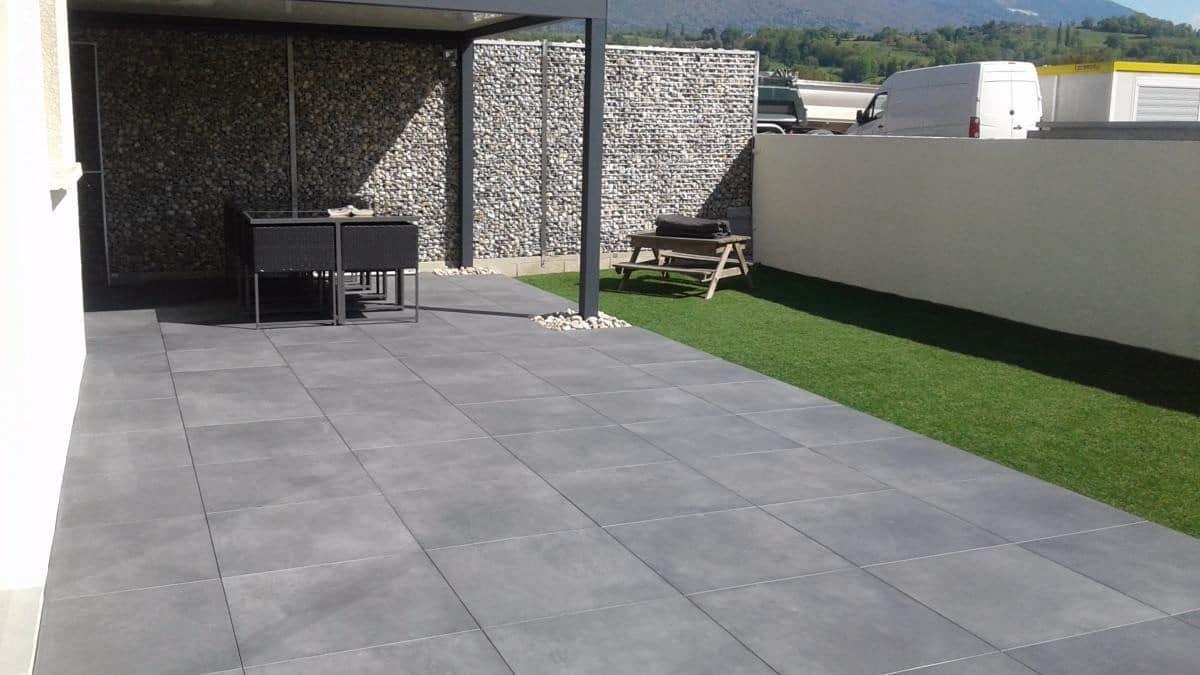 Terrasse Beton   Les Différentes étapes Dans La Préparation D Une ...