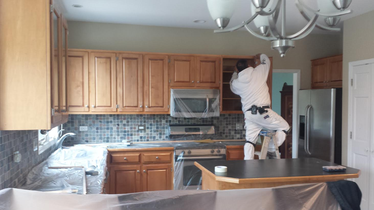 Kitchen Cabinets Near Elgin Il Kitchen Cabinet Remodel Naperville Drywall Repair