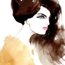 Fashion illustration 25