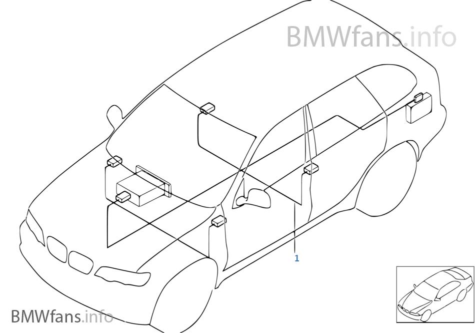 2008 bmw x5 wiring diagrams