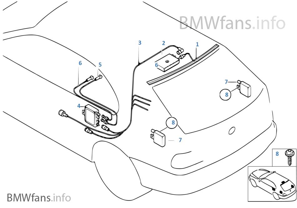 2002 bmw 325xi stereo wiring diagram