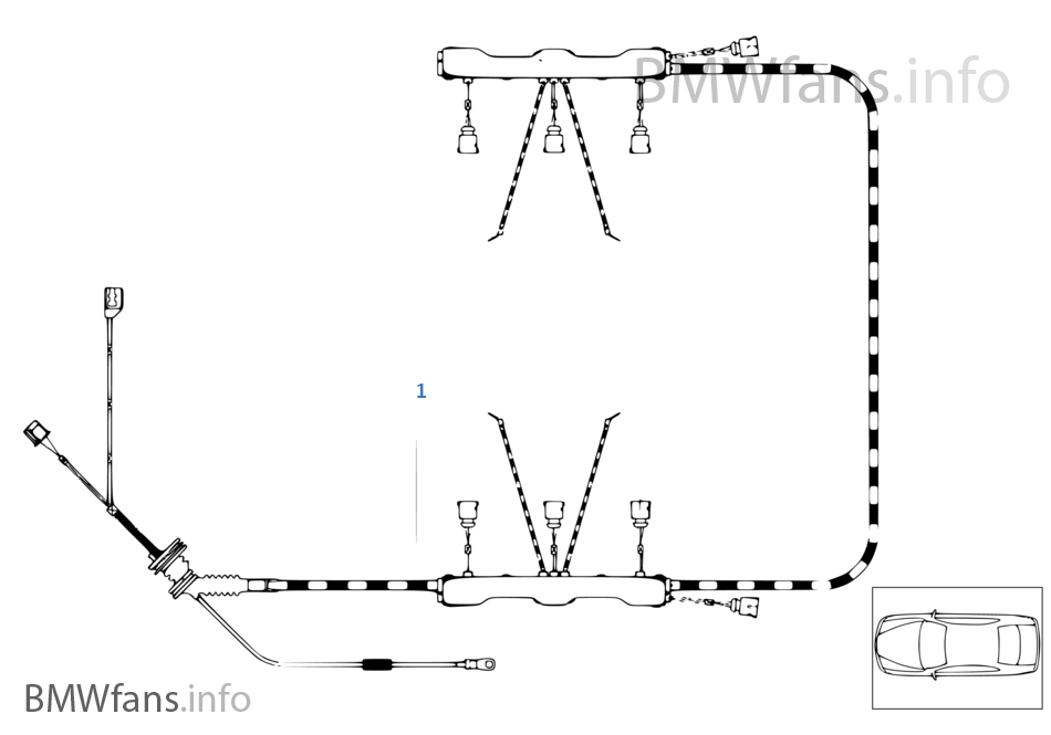 mini cooper tail light wiring diagram