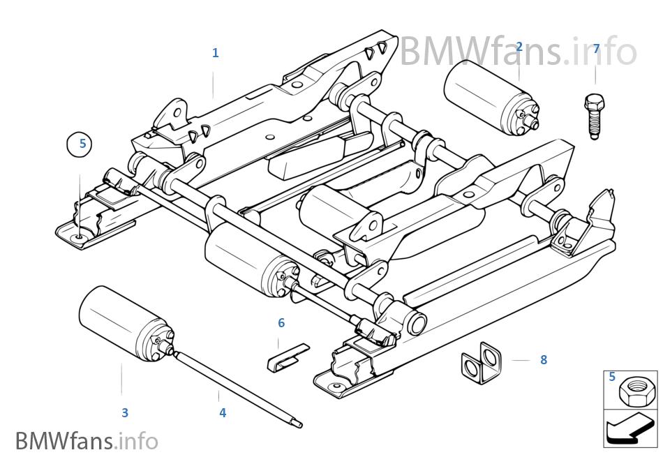 bmw schema moteur electrique