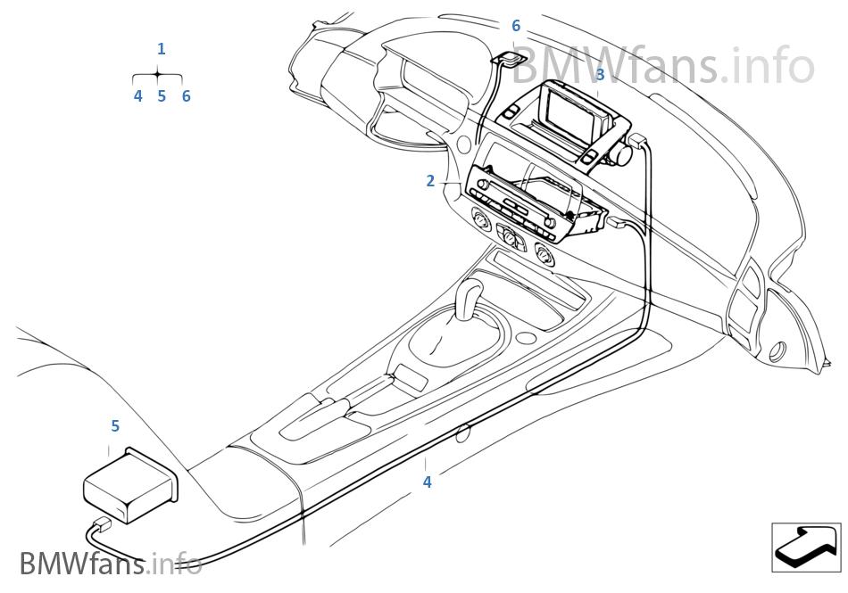 2006 bmw 330i headlight wiring diagram