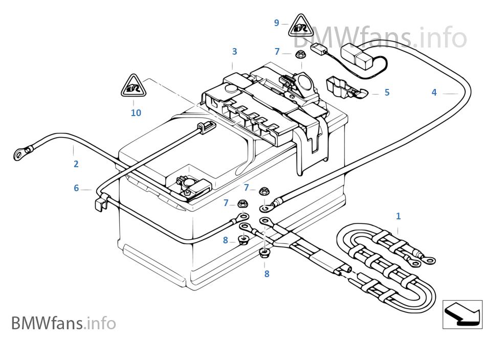 bmw 116i wiring diagram english