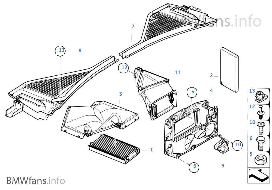 bmw 335i engine bay diagram