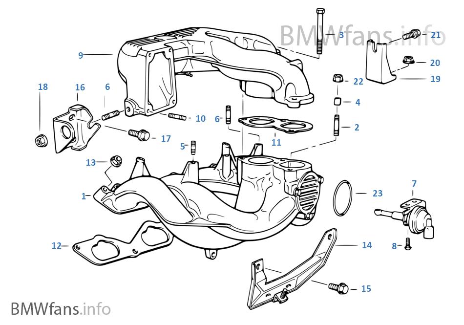 bmw e30 m50 engine diagram