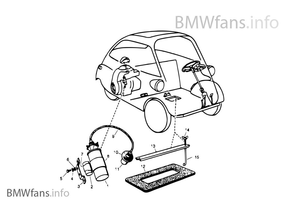 bmw isetta coil wiring