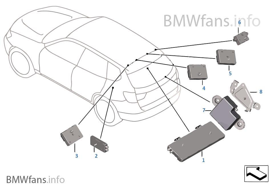 bmw f25 wiring diagram