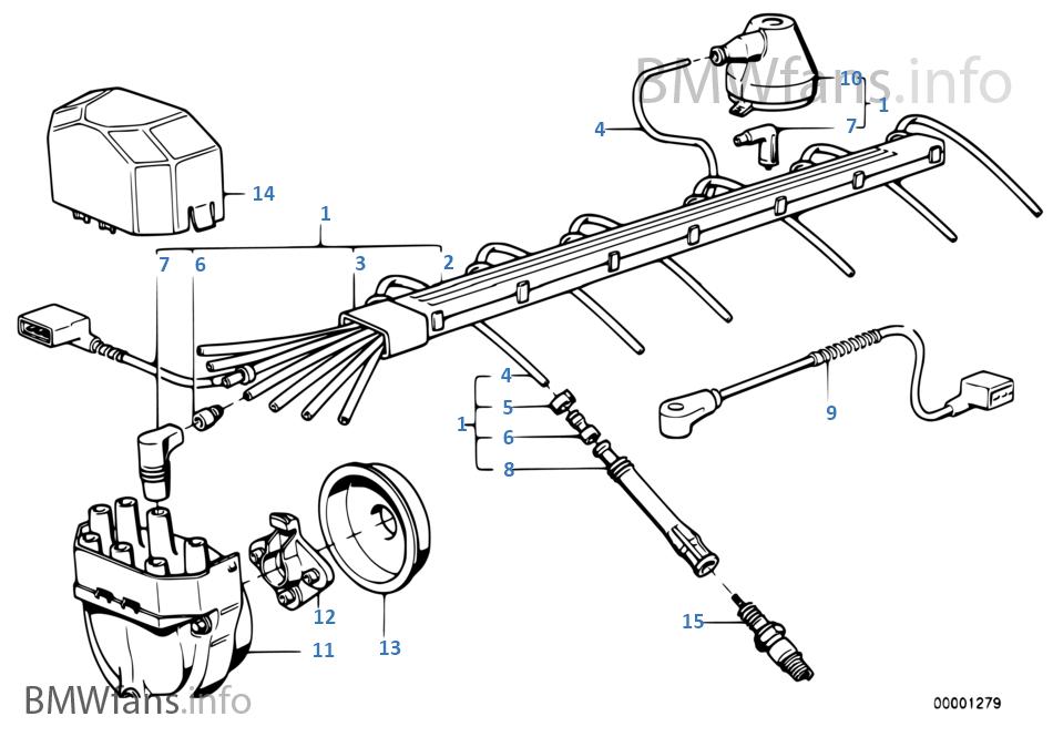 bmw 735i engine diagram