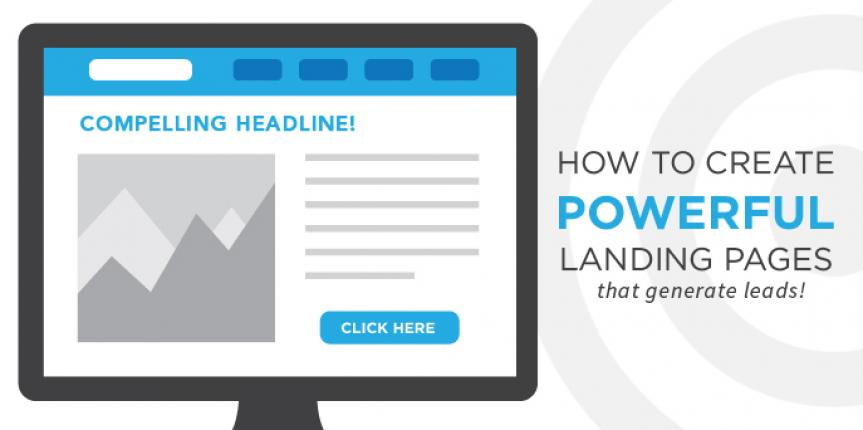 10 Tips For Creating Results Oriented Landing Pages