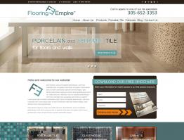 Flooring Empire Website