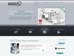 ASEG Website Design