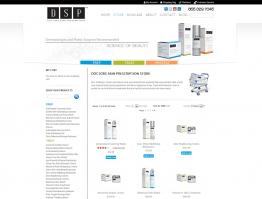 Skin Care Storefront Design Doctors Skin Prescription