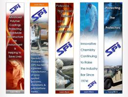 Graphic Design Specialty Products Banners
