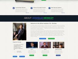 Douglas Brinkley Website