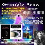 Isaac Weishaupt and Jim Nichols on Groovie Bean Radio!