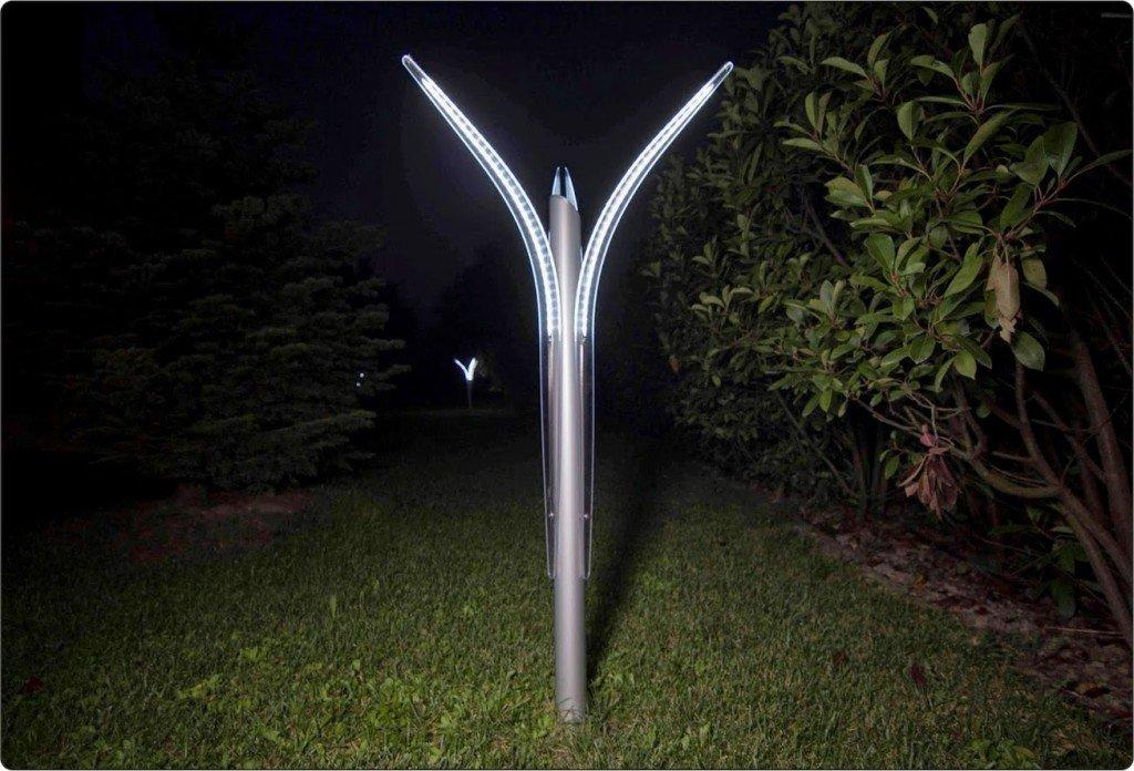 Idee Lampade Giardino
