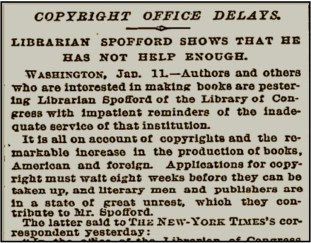 New York Times - January 1893
