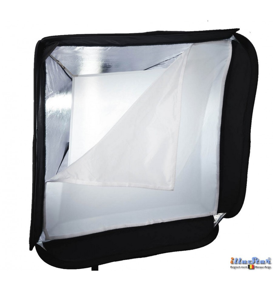 Accessories Bags Trolley Bag Foldable Broncolor Sbqs8080a152 Softbox Quick Setup 80x80cm Foldable Carry Bag Illustar