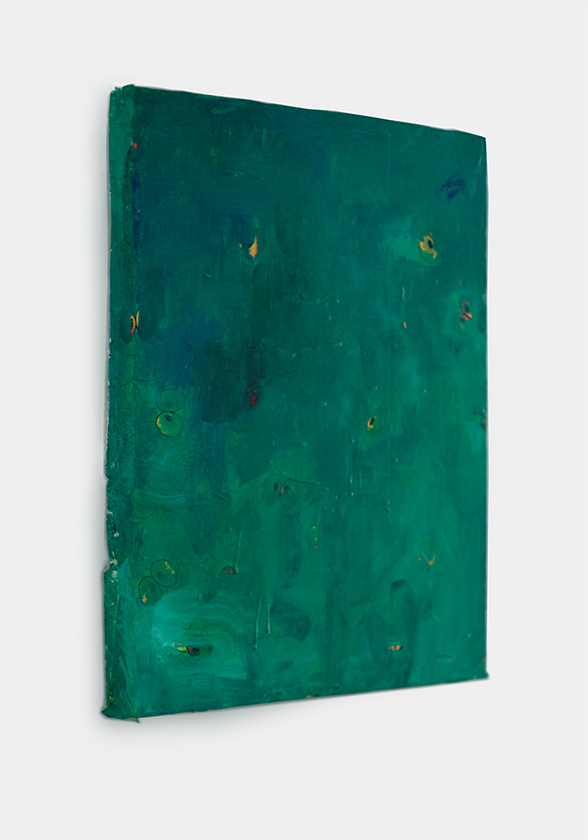 Untitled (green reverie), 2016