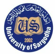University of Sargodha MA, MSc Date sheet 2016