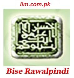 BISE Rawalpindi Board Inter Part 1 Result 2015