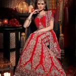 Pakistani Bridal Dresses 2015 6