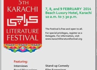 Karachi Literature Festival 2014