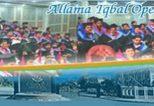 AIOU Tutorial Schedule Spring 2015 Semester