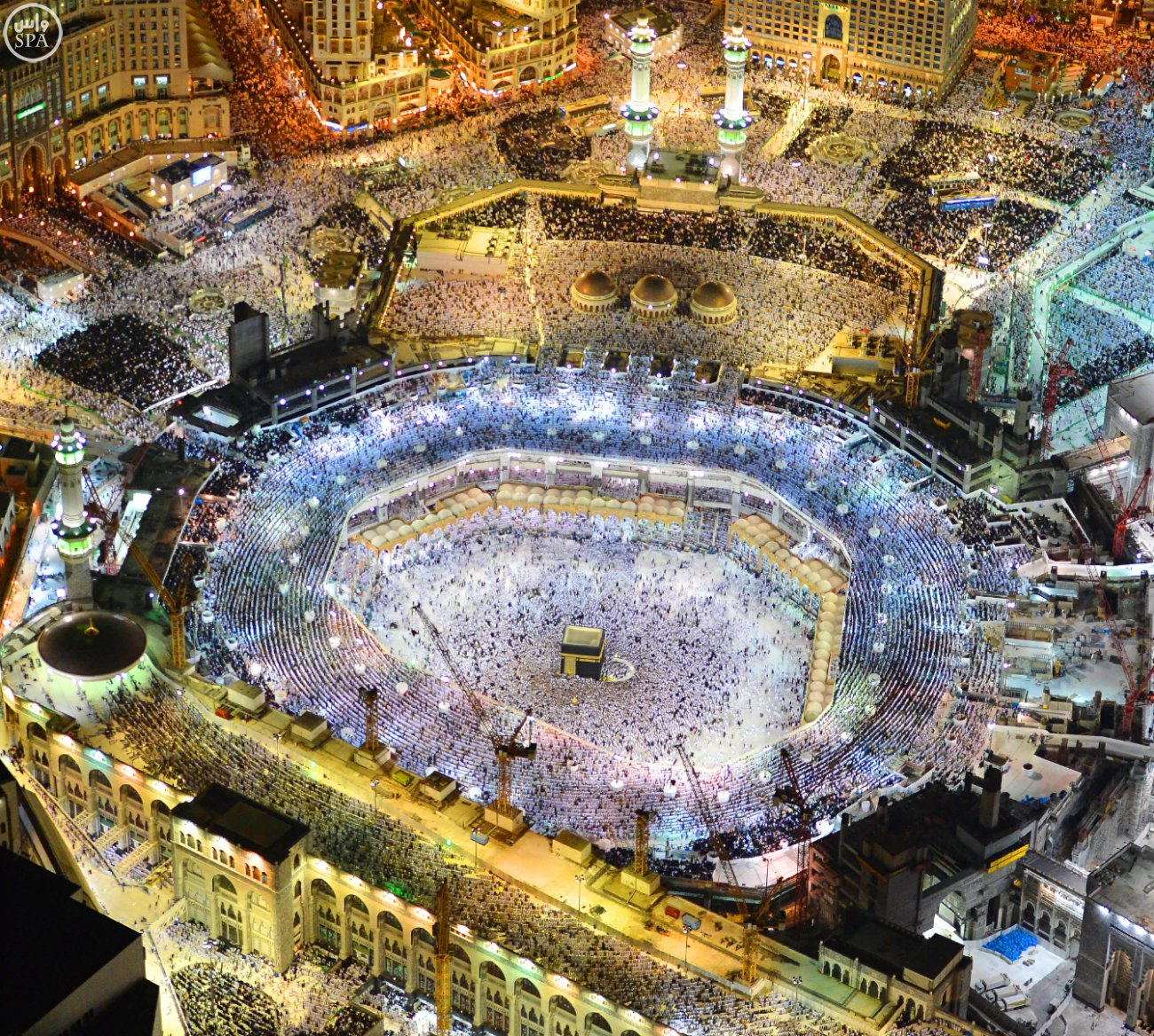 Muslim Wallpaper Hd 10 Amazing Aerial Photos From Makkah Taken During The 27th