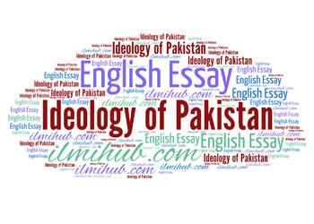 Essay On The Ideology Of Pakistan Ilmi Hub