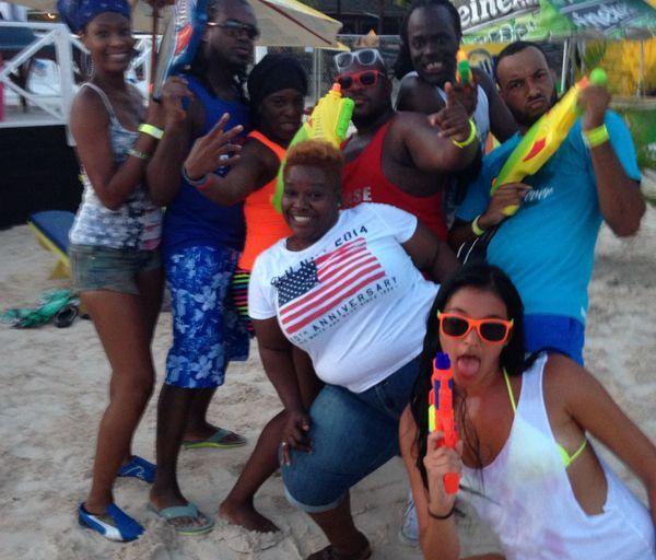Carnival 3: Cropover, Booze fete