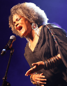 An interview with Madame Jocelyne Beroard of KASSAV!! by Ilovecarnivall