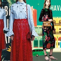 Valentino resort 2017 - the art of styling