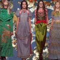 MFW SS 17 Gucci, Blugirl, Alberta Ferretti's strong romanticism