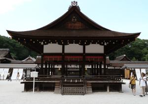 賀茂御祖神社(かもみおやじんじゃ)の画像