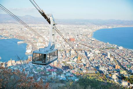 函館山展望台(はこだてやまてんぼうだい)の画像