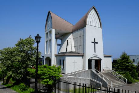 函館聖ヨハネ教会の画像