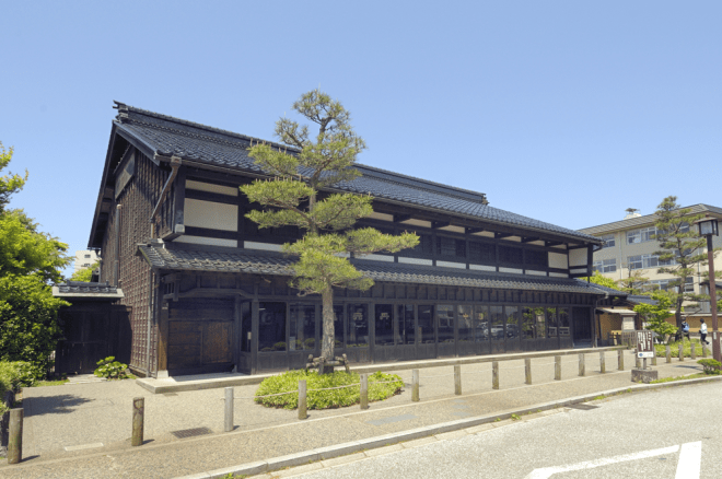 金沢市老舗記念館