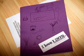 I Love Lists August 2013 6