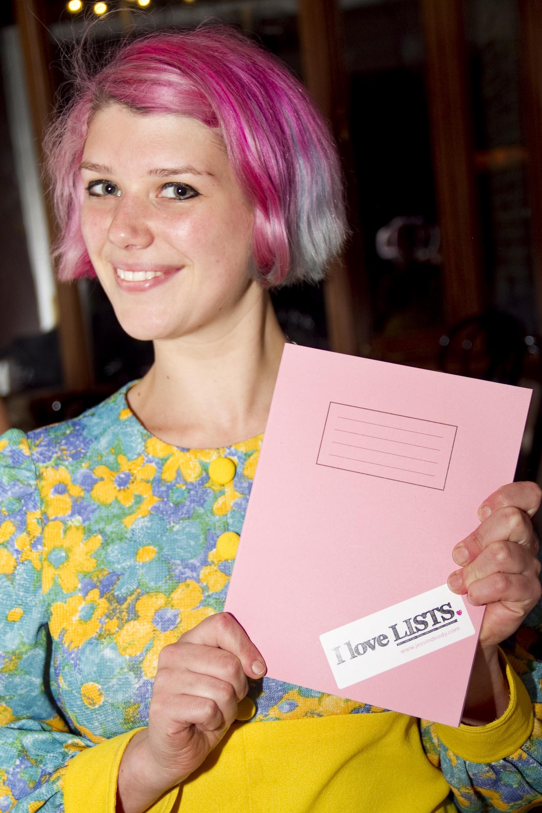 I Love Lists September 2013 4