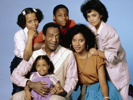 cosby family photo