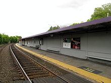 Auburndale commuter rail