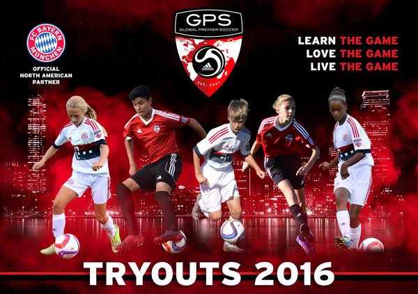GPS Club Soccer Tryouts (Practices at Fessenden)