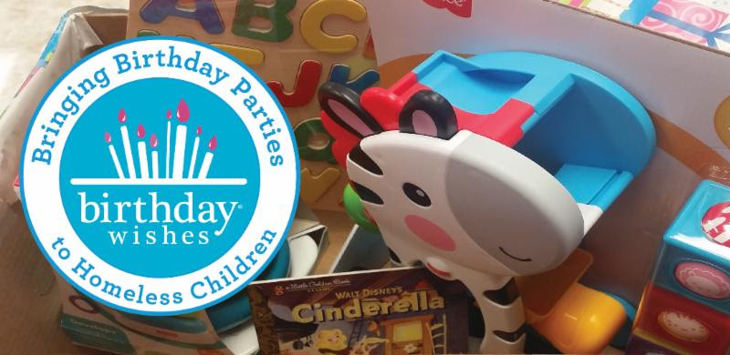 Birthday Wishes Needs Toddler Toys!