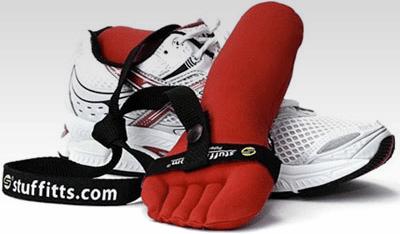 Stuffitts gör slut på blöta skor