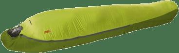 Sovsäck från Mammut slår nytt viktrekord