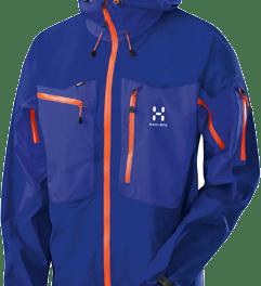 Haglöfs Topp Jacket – en jacka som gör skäl för sitt namn