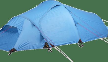 Nya tältserien Abisko Lightweight – låg vikt och hög komfort